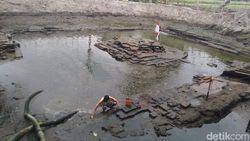 Ahli Geofisika Temukan Kanal Terpendam di Situs Pertirtaan Suci Majapahit
