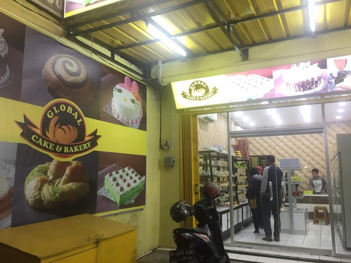 Toko Bangunan Mapan Jaya di Depok