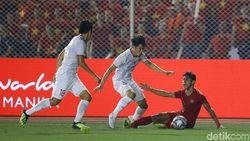 Timnas Vietnam Raih Medali Emas Pertamanya di SEA Games