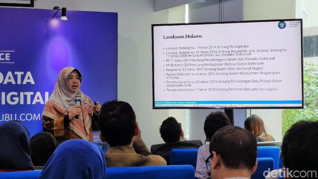 Intan Rahayu, Kasubdit Identifikasi Kerentanan dan Penilaian Risiko Perdagangan Berbasis Elektronik BSSN
