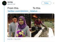 Kisah Pria Tiap Hari Kunjungi Makam Istri, Bukti Cinta Tak Terpisah Maut