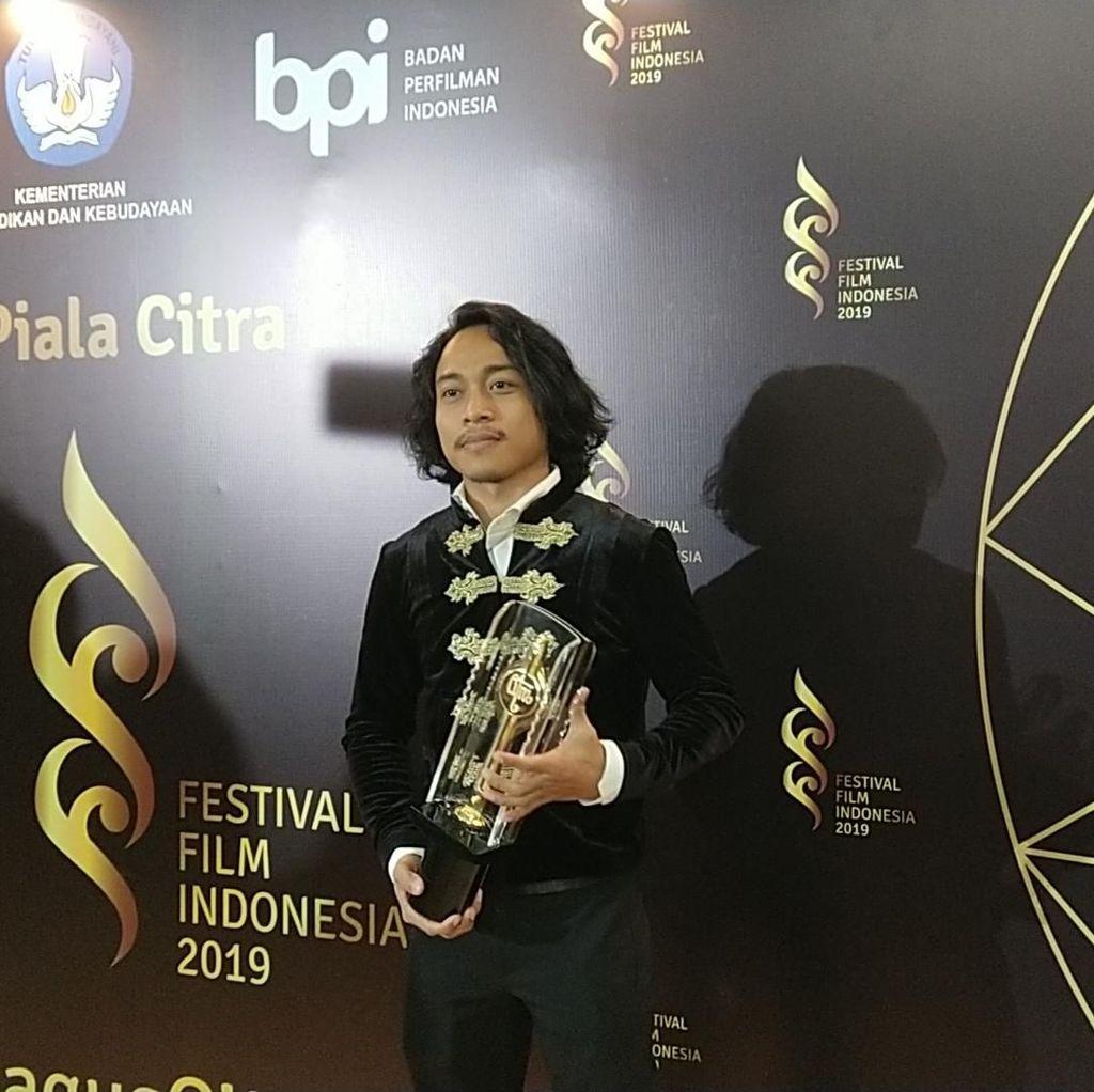 Menang Piala Citra, Muhammad Khan Diberi Selamat Shah Rukh Khan