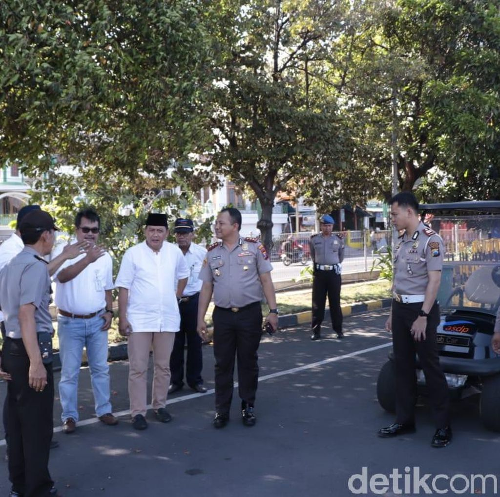 Jelang Nataru, Polisi Banyuwangi Survei Pemetaan Jalur dan Obyek Vital
