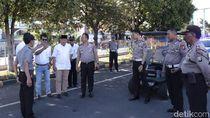 Jelang Nataru, Polisi Banyuwangi Survei Pemetaan Jalur dan Objek Vital