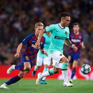 Inter Vs Barcelona: Los Cules Tetap Incar Kemenangan