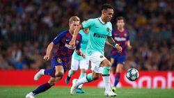 Harapan Argentina Jika Lautaro Martinez ke Barcelona