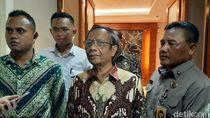 Mahfud Md soal Dewas KPK: Presiden Lebih Tahu, Nanti Ada Kejutan