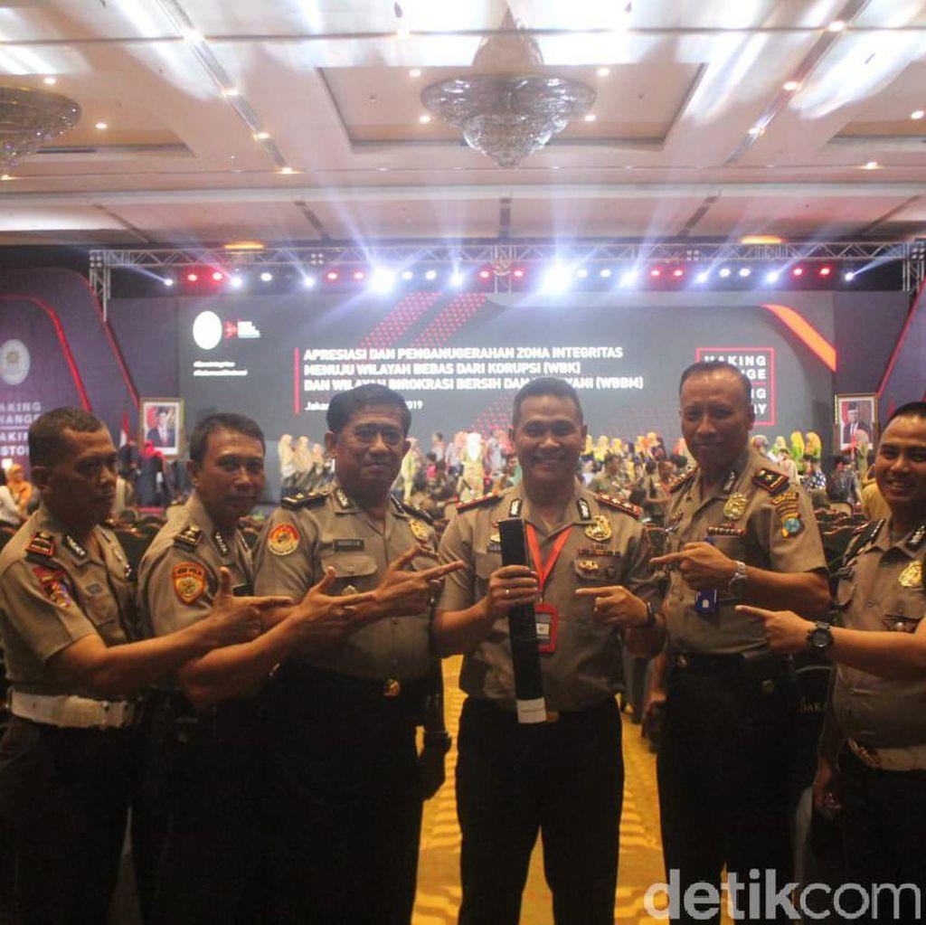 Sabet Predikat WBK Jadi Tantangan Polres Blitar Kota ke Depan Raih WBBM