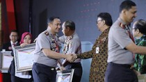 Polres Malang Sabet Penghargaan WBBM