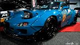Mobil Legendaris Mazda RX-7 Tampil Lebih Modis dan Ngacir