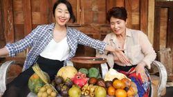 Serunya Pengalaman Orang Korea Cicip Salak hingga Duku Pertama Kali!