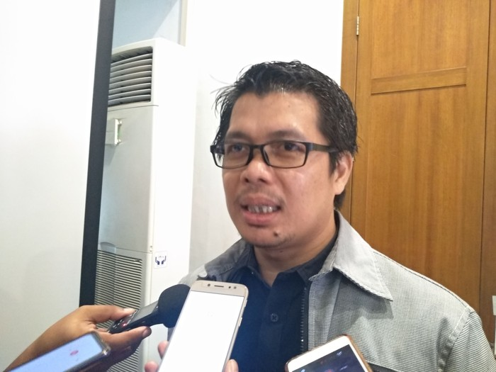 Foto: Direktur Eksekutif Setara Institute Ismail Hasani (Nur Azizah-detikcom)
