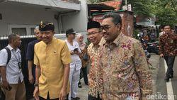 Pimpinan MPR Temui Ketua Parisada Hindu Dharma Indonesia