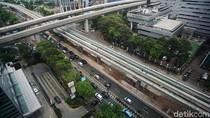 Target Penyelesaian Proyek LRT Jabodebek