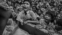 Potret Dampak Migrasi Massal Anak-anak Rohingya di Bangladesh