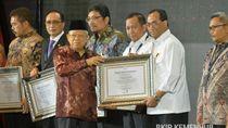 Dapat Award WBK & WBBM, Menhub: Saya Akan Nyontek Lembaga Bagus