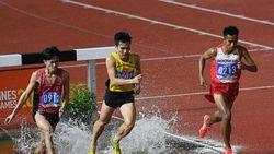 Emas 3.000 Halang Rintang Direbut Atlet Vietnam, Atjong Tio Minta Maaf