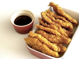 Resep Ayam : Ayam Goreng Nachos