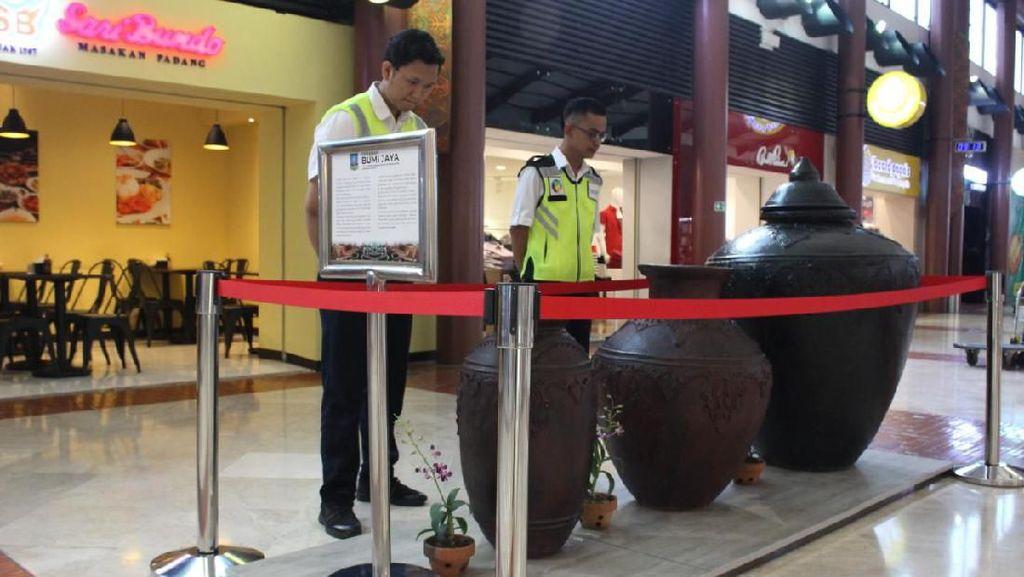 Pemkab Serang Promosikan Kerajinan Gerabah di Bandara Soetta