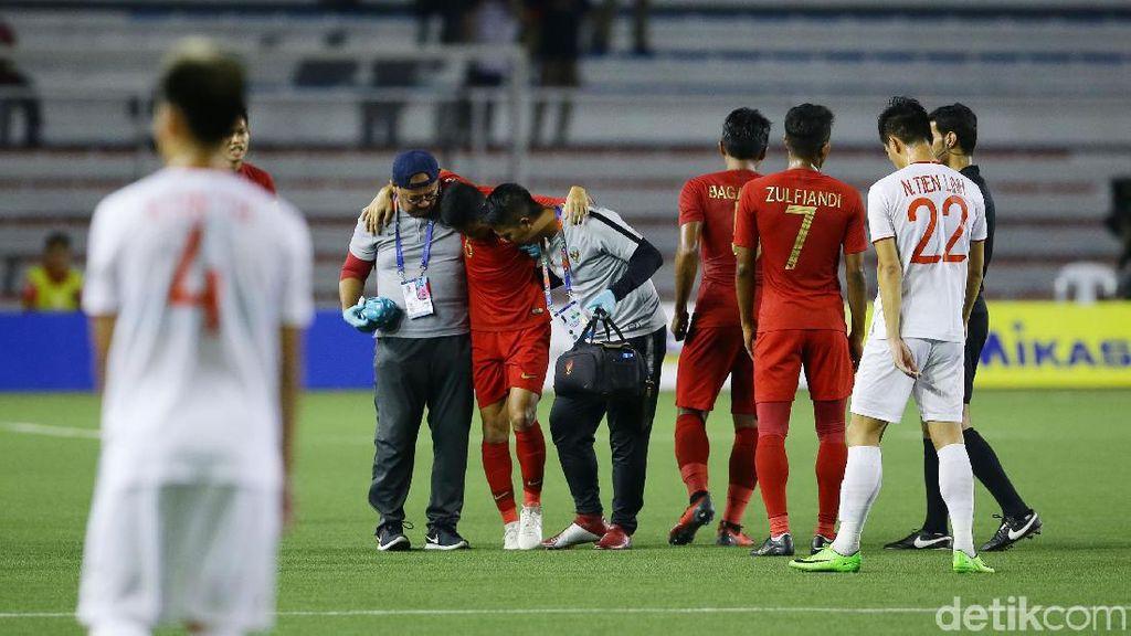 Doan Van Hau: Bikin Cedera Evan Dimas, Lalu Bikin Dua Gol untuk Vietnam