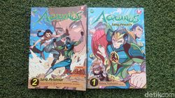 Siapa Villain Aquanus Versi Revolusi?
