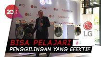 Canggih! LG Perkenalkan Mesin Cuci dengan Kecerdasan Buatan