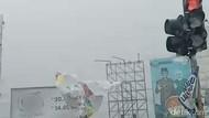 Sebagian Wilayah Jatim Hujan Deras, BMKG Sebut Waspada Angin Kencang