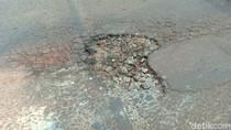 Belum Perbaiki Jalan Berlubang Tewaskan Ustaz Beben, Ini Kata Pemkot Depok