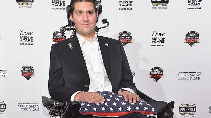 Pete Frates semasa hidup. Foto: Michael Loccisano/Getty Images for Sports Illustrated