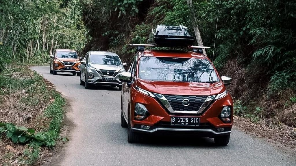 Meninjau Ibu Kota Baru Bersama Nissan Livina