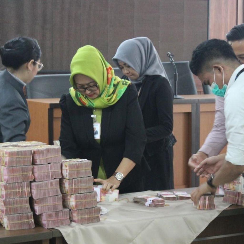 Jebret! Jaksa Eksekusi Rp 3 Miliar Denda Kasus Pembobolan Bank ke Kas Negara