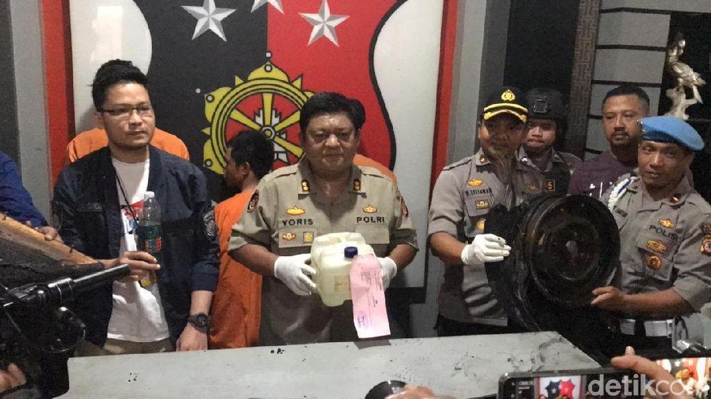 Rusak Kantor Leasing di Cimahi, 4 Anggota LSM Jadi Tersangka