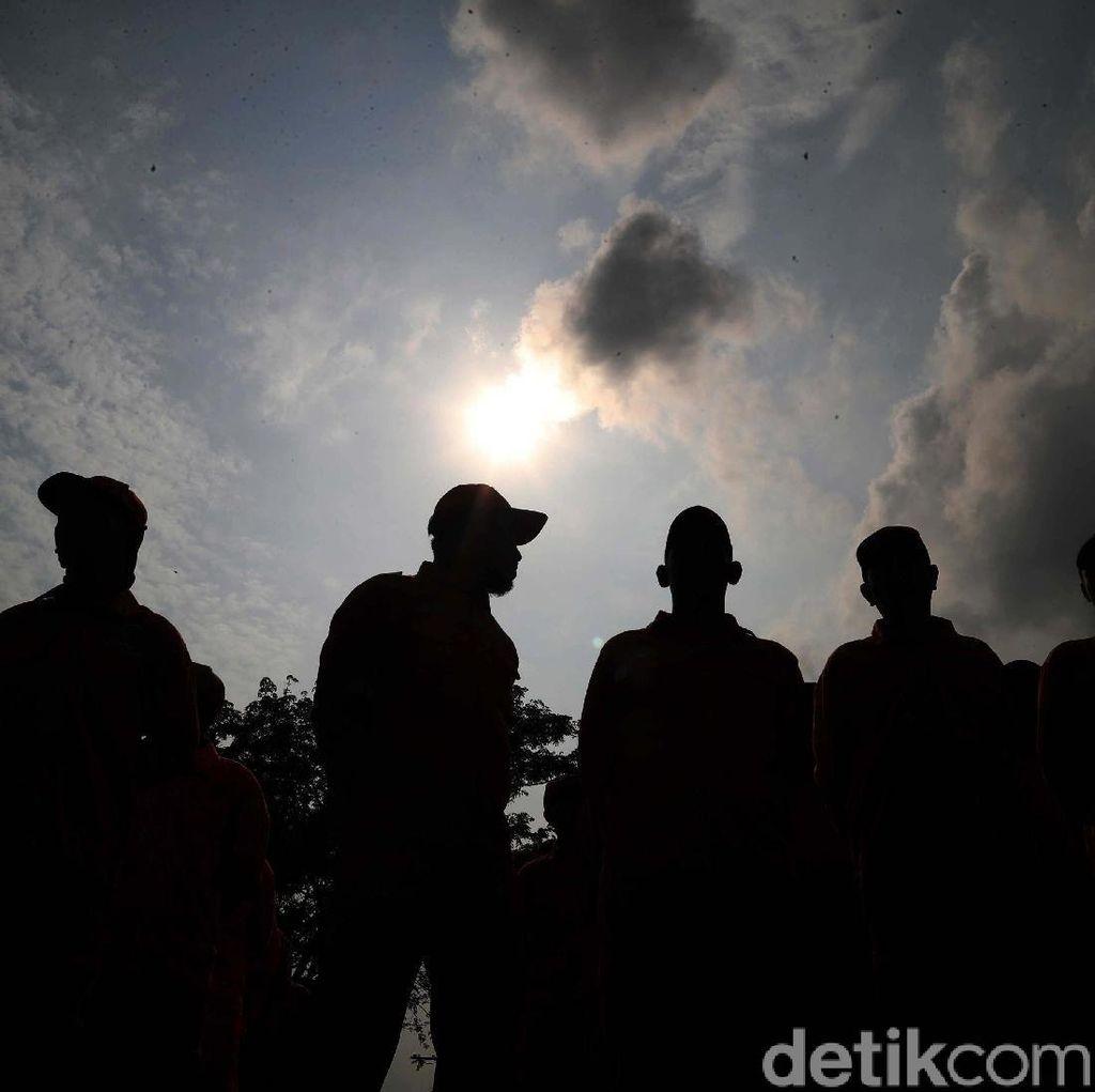 Jakarta Utara Siap Hadapi Musim Hujan