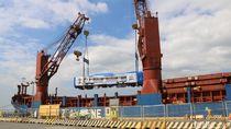 6 Kereta Made in Madiun Dikirim ke Filipina
