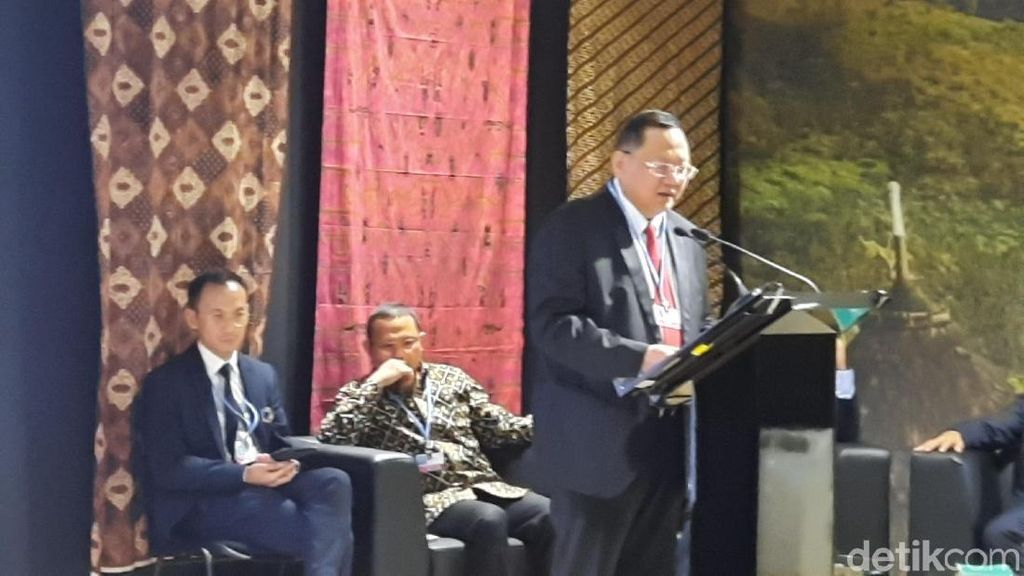 DPR Harap Negara Maju Danai Capacity Building Atasi Perubahan Iklim