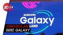 Samsung Gelar Pameran Lapak Akhir Tahun di Galaxy Land