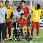 Evan Dimas Cedera Jadi Alasan Timnas Indonesia Keok