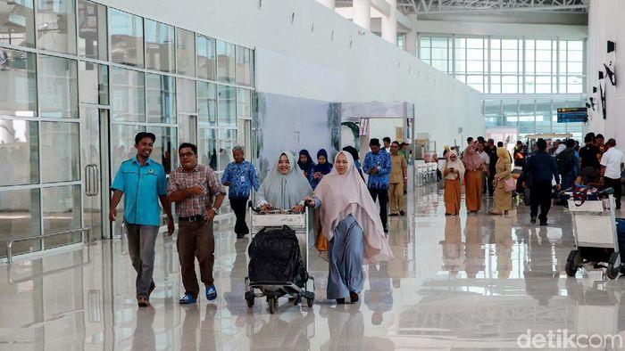 Ilustrasi bandara (Foto: Ari Saputra/detikcom)
