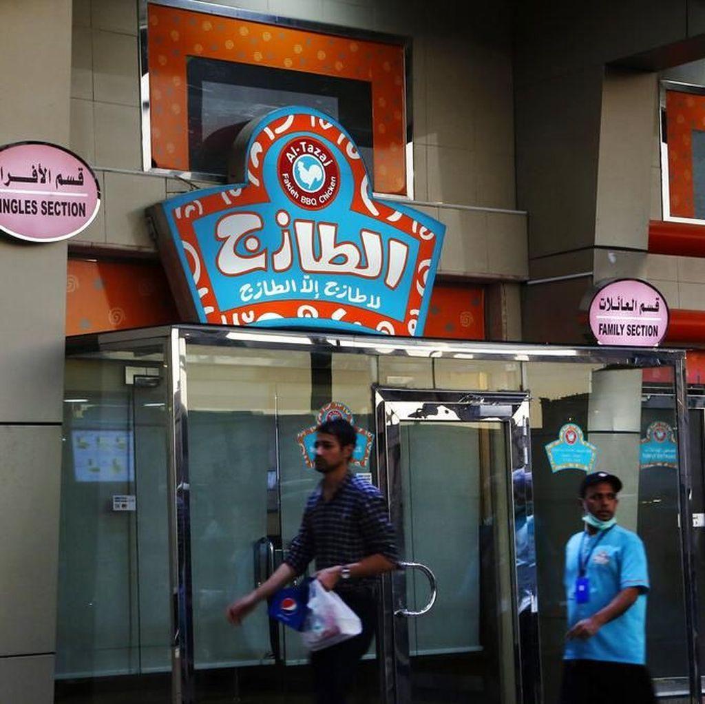 Aturan Pemisahan Jenis Kelamin di Restoran Arab Saudi Dihapus