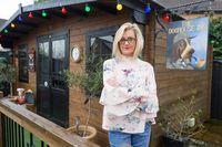 Biar Tak Banyak Jajan di Luar, Wanita Ini Bangun Kafe untuk Suaminya