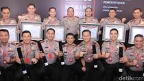 Predikat WBK dan WBBM Diborong Polres Jajaran Polda Jatim