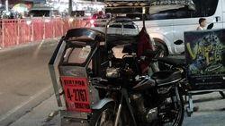 Tricycle Jadi Solusi Transportasi Menuju New Clark City