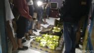 BNN Gerebek Rumah di Medan, Diduga Ada Puluhan Bungkus Narkoba