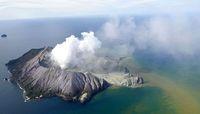 Gunung Meletus Jadi 'Tamparan' Pariwisata Selandia Baru