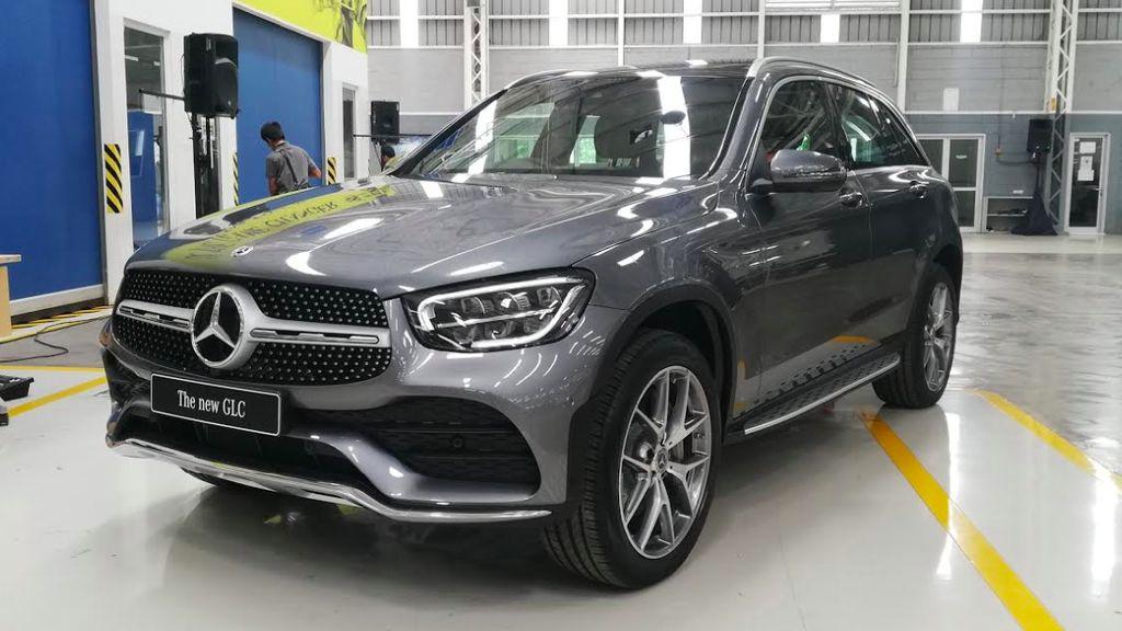 Mercedes-Benz Luncurkan Dua SUV Baru Rakitan Bogor