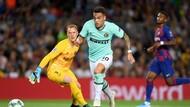 Soal Rumor Lautaro, Higuain: Sulit Tolak Barcelona dan Messi