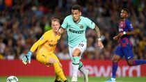 Terlahir untuk Mencetak Gol, Lautaro Mirip dengan Suarez
