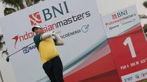 Josh Younger Optimis Ukir Prestasi di BNI Indonesian Masters 2019