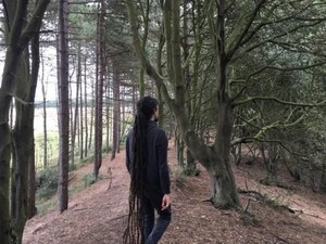 Penampakan Pria yang 20 Tahun Tak Potong Rambut, Pernah Dikira Hantu