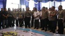 Jelang Libur Nataru, Kakorlantas Sebut Insfratruktur Jalan di Jatim Aman
